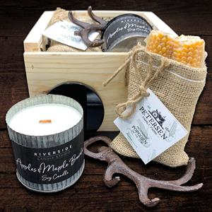 Smells Like Home Box-Surprise a new homeowner with this wonderful box of gifts.  Enjoy the unique ¨p