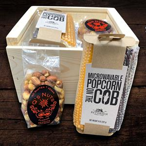 Hot Pop-It Snack Box-You can´t go wrong with this hunger satisfying box! The Hot Pop-It box contains