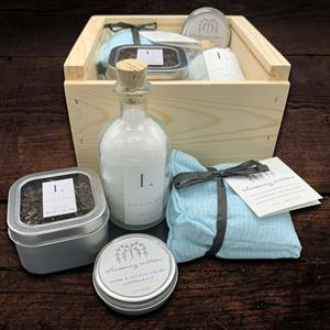 There are infinite benefits to this Clean Whispers Box. It is the perfect gift for those who stay bu